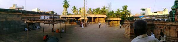 தாரமங்கலம் கைலாஸநாதர் திருக்கோவில்